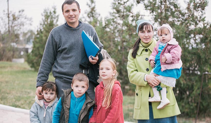 moldovan-family